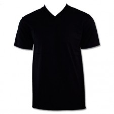 <font color=white>BLACK</font> - Pro Club Comfort V Neck