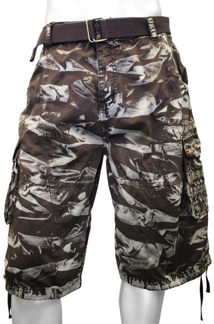 77905f71d3 Men's Knock Out Twill Camoflage Big And Tall Size 56-60 Brown ...