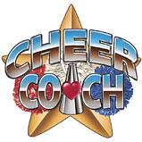 Custom Heat Transfer - Cheer Coach 12x12