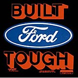 Custom Heat Transfer - Built Ford Tough 11x11
