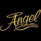Custom Heat Transfer - Angel 8x9