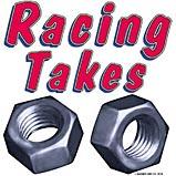 Custom Heat Transfer - Racing Takes Nuts 12x12