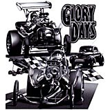Custom Heat Transfer - Glory Days-Cars 12x13