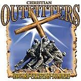 Custom Heat Transfer - Christian Outfitter - Soldiers 12x12