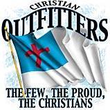 Custom Heat Transfer - Christian Outfitters - Few/Proud 12x12