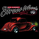 Custom Heat Transfer - Classic Street Wheels 10x13
