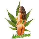 Custom Heat Transfer - Mary Jane - Pot 10x12-cool, censored, mary jane, pot, custom heat transfer, iron-on, iron on, custom t-shirt, t shirt, tees