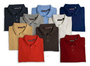 Greystone Polo Pique Shirt Short Sleeve (No Pocket)