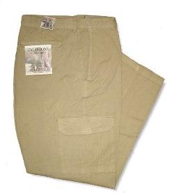 Greystone Indigo Twill Cargo Pants