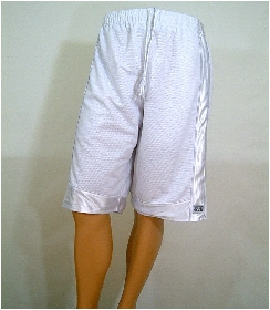 1 New PROCLUB men's Mesh Basketball Short WHITE PRO CLUB S - BIG 7XL