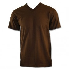 <font color=brown>BROWN </font>- Pro Club Comfort V Neck