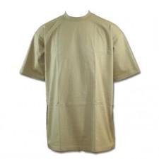 1 New PROCLUB men's blank COMFORT T-shirt PRO CLUB plain Khaki