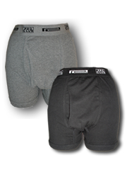 PROCLUB BOXER BRIEFS UNDERWEAR PRO CLUB S-7XL 2PC