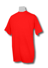 RED Pro Club Short Sleeve Heavyweight T-Shirt