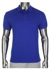 Pro Club Pique Polo Golf T-Shirt Royal Blue