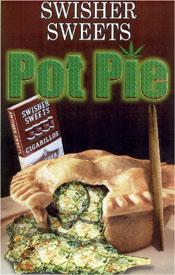 Custom Heat Transfer - Swisher Sweets Pot Pie