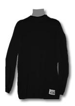 Black Pro Club Heavyweight Thermal Shirt