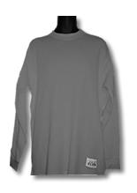 Gray Pro Club Heavyweight Thermal Shirt