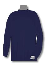Navy Pro Club Heavyweight Thermal Shirt