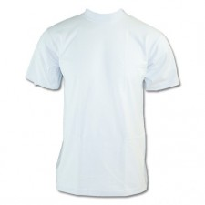 1 New PROCLUB men's blank COMFORT T-shirt PRO CLUB plain White